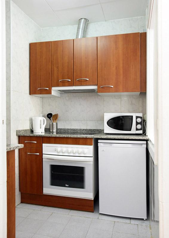Appartement 2 chambres familial 60m2 atzavara for Chambre 60m2