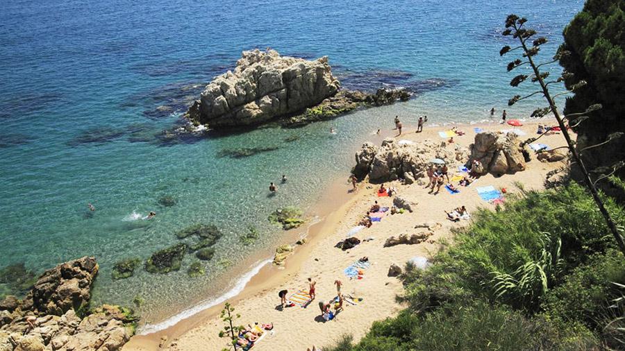 Calella platja