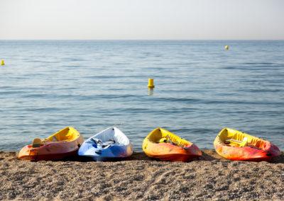 Calella Turisme Kayak