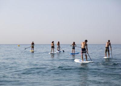 Calella Turisme Paddle Surf